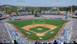 MLBドジャース観戦ツアー